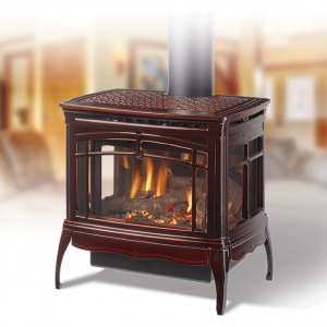 Gas stove room heater