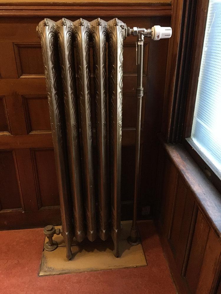 Steam Radiators Sustainable Heating