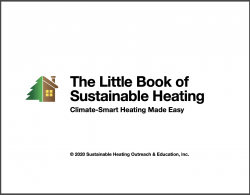 Sustainable Heating book cover